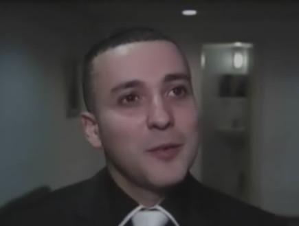 יניב בן משיח, היכל התרבות (צילום: חדשות 2)