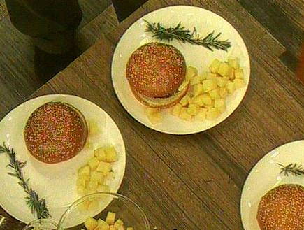 המבורגר 2 ways