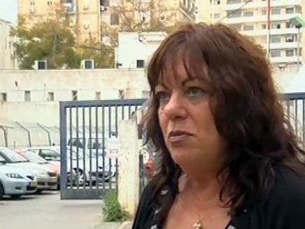 יעל כהן, השוטרת שנאזקה ללא סיבה (צילום: חדשות 2)