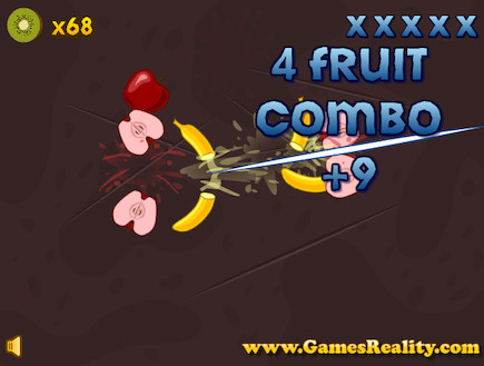 Fruit Slasher