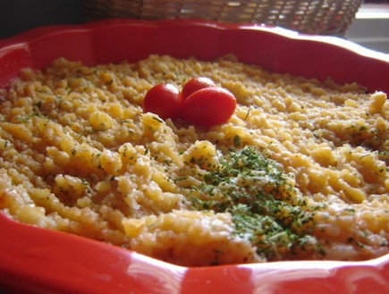 פירה עם צ'ילי, פירגה (צילום: פירגה, טועמים במטבח)