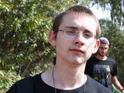 """החייל הנעדר: רב-טוראי דן שירוקוב (צילום: דובר צה""""ל)"""