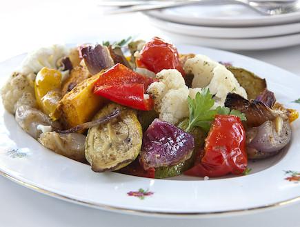רוסט ירקות (צילום: אנטולי מיכאלו,  יחסי ציבור )