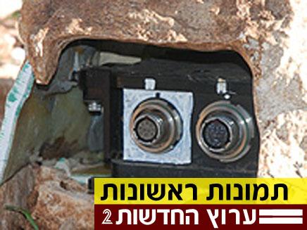 """""""ציוד הריגול"""" הישראלי שנחשף בלבנון בדצמבר"""