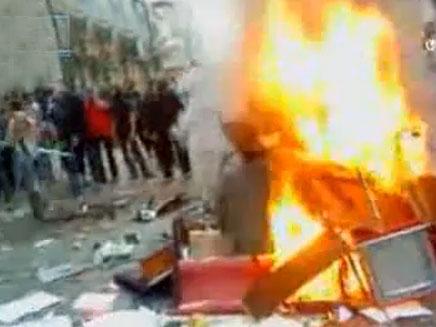 בגלל מלחמת האזרחים: דרוזים מסוריה מבקשים להגר. ארכ (צילום: חדשות 2)