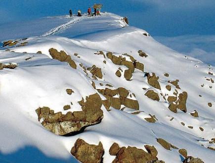 פסגת הקילימינג'רו - ועידת פסגה (צילום: shutterstock/א.ס.א.פ קראייטיב,ויז'ואל, גלובס)