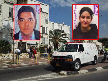 20 שנות מאסר לרוצח אשתו ההרה (צילום: חדשות 2)