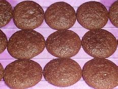 עוגיות שוקולד ושקדים כשרות לפסח