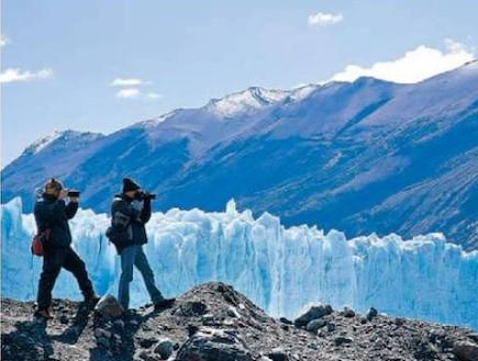 ארגנטינה - קרחון פריטו מורנו - טיולי צילום (צילום: דובי טל, אלבטרוס, גלובס)