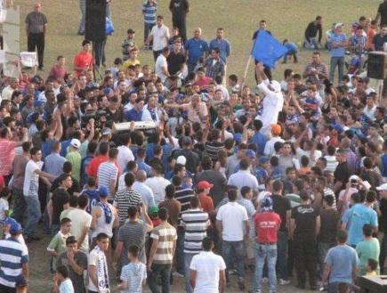 אום אל פאחם חוגגת (הייתם בדראן) (צילום: מערכת ONE)