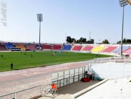 אצטדיון וסרמיל (אלעד ירקון) (צילום: מערכת ONE)