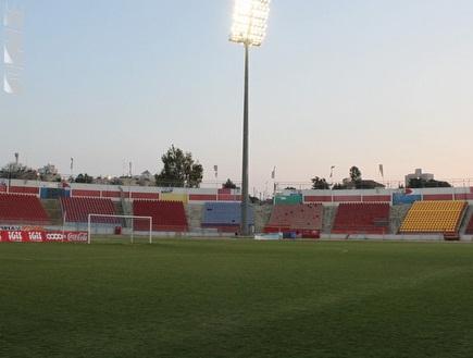 אצטדיון וסרמיל. סליחה על כל הביקורת (מור שאולי) (צילום: מערכת ONE)