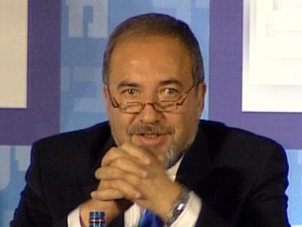 שר החוץ ליברמן. ארכיון (צילום: חדשות 2)