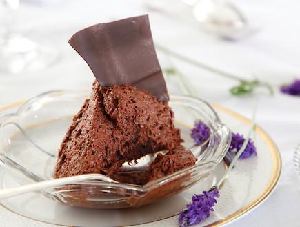 מוס שוקולד, בייקרי (צילום: דניה ויינר, על השולחן)