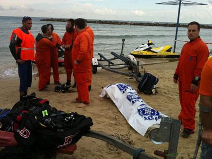 בן 10 טבע למוות בחוף הבונים. אילוסטרציה (צילום: משטרת ישראל)