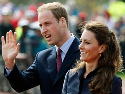 הזוג המלכותי עובר דירה. ארכיון (צילום: ap)