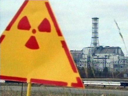 25 שנה לאסון הכור בצ'רנוביל (צילום: חדשות ערוץ 2)