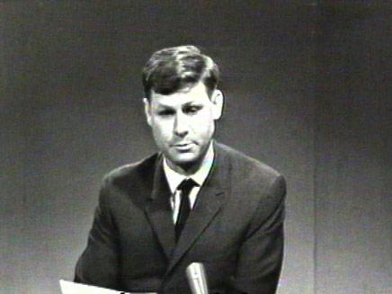 מר טלוויזיה, חיים יבין (צילום: חדשות ערוץ 2)