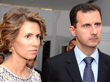 אסמה ובשאר. האזרחות תישלל? (צילום: AP)