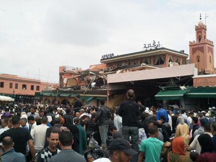 ניצחון לאסלאמיסטים בבחירות במרוקו (צילום: AP)