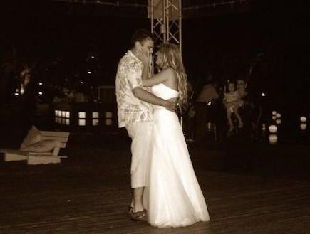 תמונות מסוף החתונה: שירלי ורוני