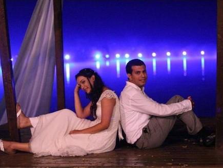 תמונות מסוף החתונה: מלי ורועי (צילום: פוטוגנים)