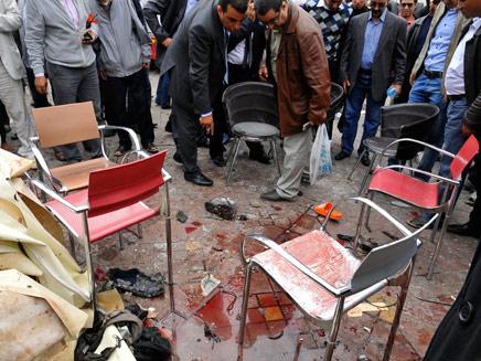 אישה ישראלית ובעלה נרצחו בפיגוע (צילום: רויטרס)