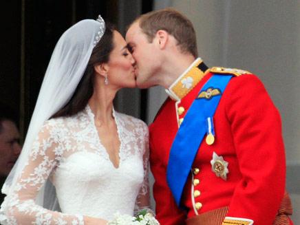 החתונה המלכותית (צילום: AP)