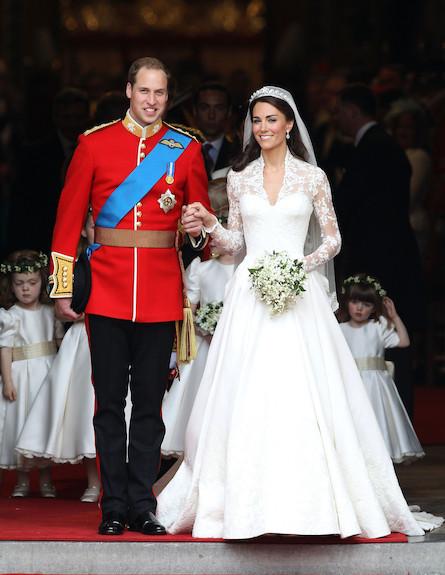קייט מידלטון בחתונה המלכותית