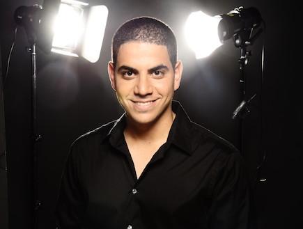 רותם כהן בסטודיו