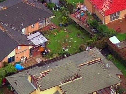 הרס טורנדו (צילום: חדשות 2)