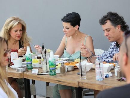 דנה רון, יריב נתי, אילנה אביטל (צילום: ראובן שניידר)