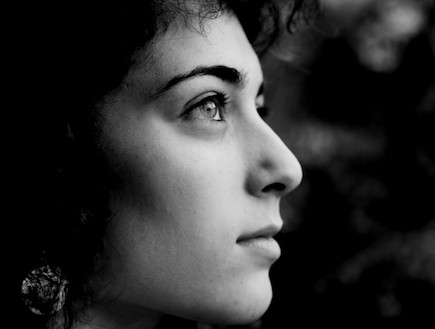 רוני דלומי שחור לבן (צילום: אלעד וייסמן)
