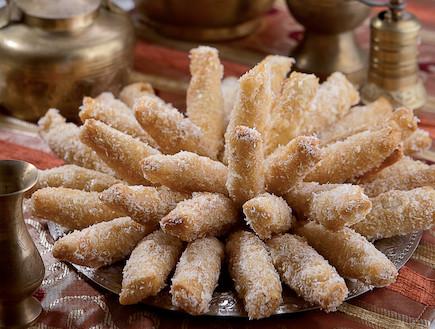 סיגרים מתוקים (צילום: אנטולי מיכאלו, העוגיות המרוקאיות של אמא, הוצאת קוראים)