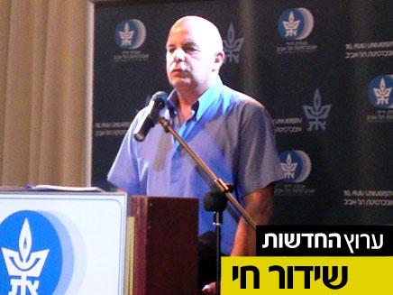 יובל דיסקין (צילום: חדשות 2)