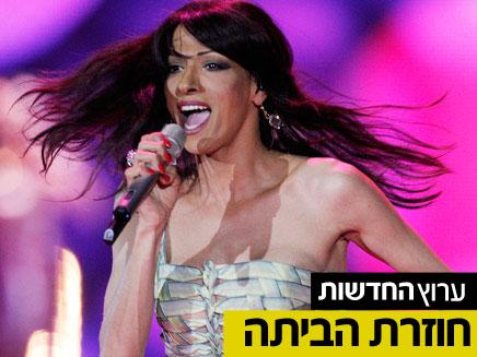 דנה אינטרנשיונל, נציגת ישראל באירוויזיון 2011 (צילום: AP)