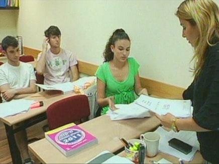 פתרונות חדשים למשבר החינוך (צילום: חדשות 2)