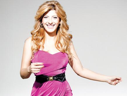 שרית חדד, ורוד (צילום: אלכס ליפקין, למגזין BelleMode)