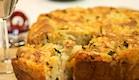 עוגת שושנים מלוחה (צילום: רועי ברקוביץ')