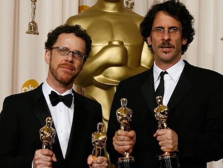 האחים כהן (צילום: Vince Bucci, GettyImages IL)
