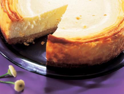 עוגת גבינת ריקוטה (צילום: פיליפ מטראי, שומרי משקל)