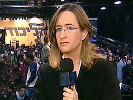 ניסיון לסכל השידור (צילום: חדשות 2)