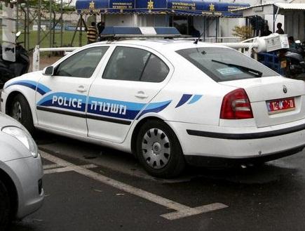 משטרה (יניב גונן) (צילום: מערכת ONE)