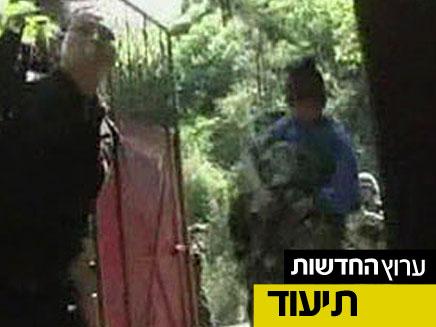 תיעוד החילוץ הדרמטי (צילום: skynews)