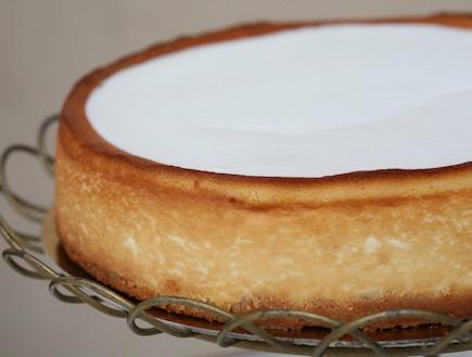 עוגת גבינה אפויה בן עמי