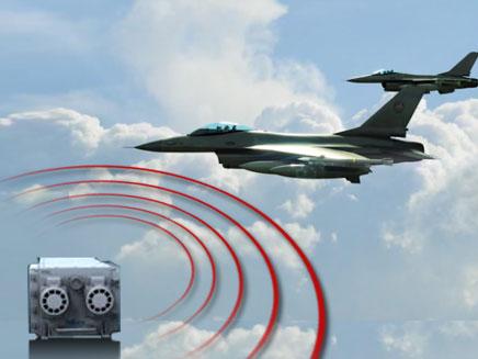 מערכת הרדאר החדשה של חיל האוויר (צילום: חדשות 2)