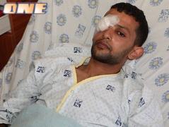 מוחמד זבידאת. המשטרה בטוחה שעבדה נכון (עמית מצפה) (צילום: מערכת ONE)