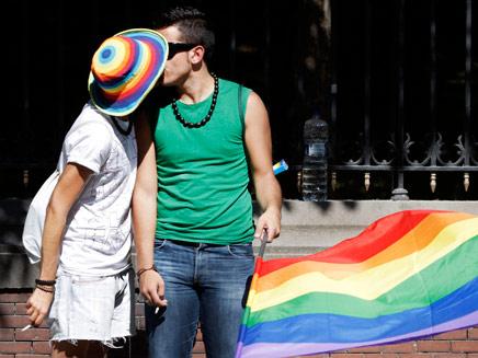 ניו יורק תאשר נישואים חד מיניים (צילום: AP)