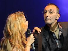 שירי מימון, שמעון בוסקילה, קיסריה (צילום: שרון רביבו)