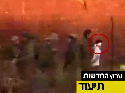 3 סורים שניסו להסתנן לישראל נעצרו (צילום: חדשות 2)